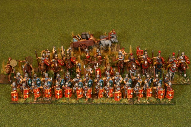 Early Imperial Roman Army for DBA (II/56)